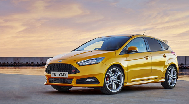 ford focus st details long term sports hatch hire. Black Bedroom Furniture Sets. Home Design Ideas