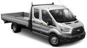 Click to get a quote for the Ford Transit Dropside Double Cab 3500cwt