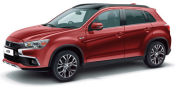 Click to get a quote for the Mitsubishi ASX